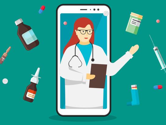 Как телемедицина избавит нас от походов к врачу