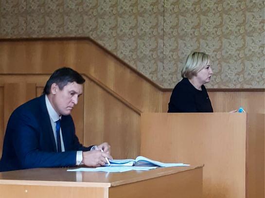 Встреча с муниципальными служащими Администрации Козловского района