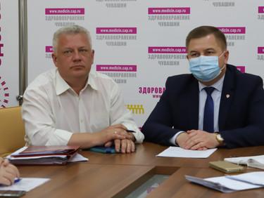 На селекторном совещании с Минздравом России обсудили вопросы диспансеризации