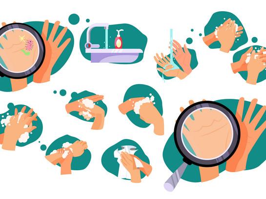 10 главных ошибок при мытье рук