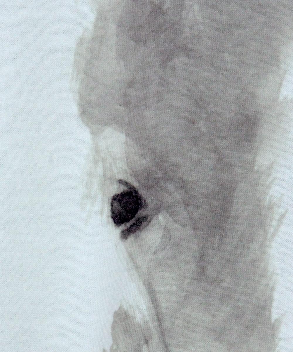 Unicorn print tee-shirt