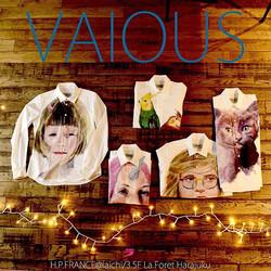 #VAIOUS #バイアス #ラフォーレ原宿店 #ライチ#ファッション