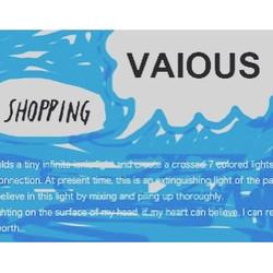 __新作公開!!!_是非チェックして下さいね。__#ファッション #新作 #バイアス #VAIOUS