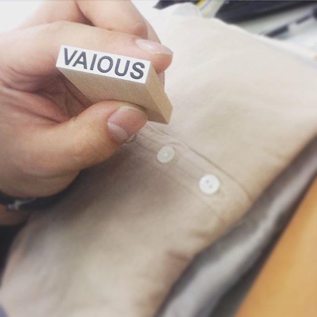 VAIOUSハンコ(^_−)−☆