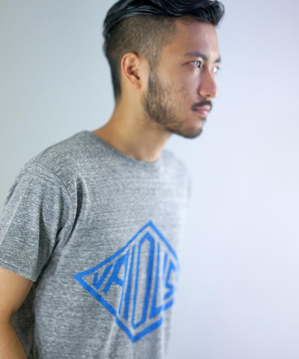 VAIOUS logo print tee-shirt