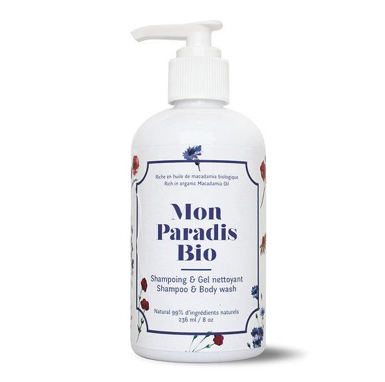 Shampoing & Gel nettoyant