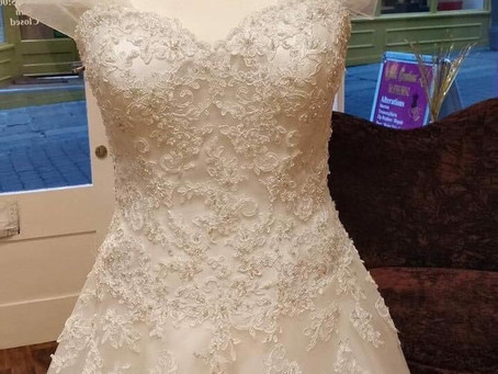Wedding dresses Alterations