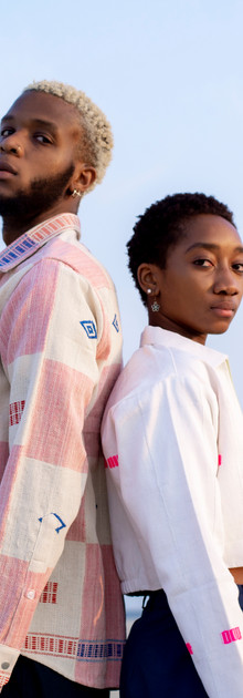 TOMI & MAURICE FOR BURKE MERCANTILE