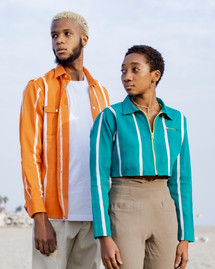TOMI & MAURICE FOR BURKE
