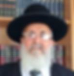 הגאון הרב שלום צדוק שליט''א הרב הראשי מועצה דתית אריאל