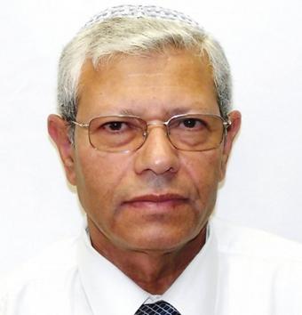 """עמוס צוריאל - יו""""ר המועצה הדתית אריאל"""