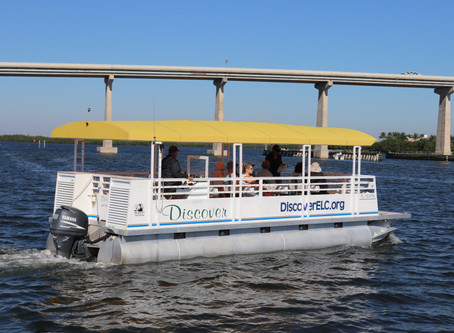 NEW Pontoon Boat Tours!