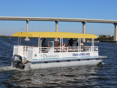NEW Pontoon Boat Tours!