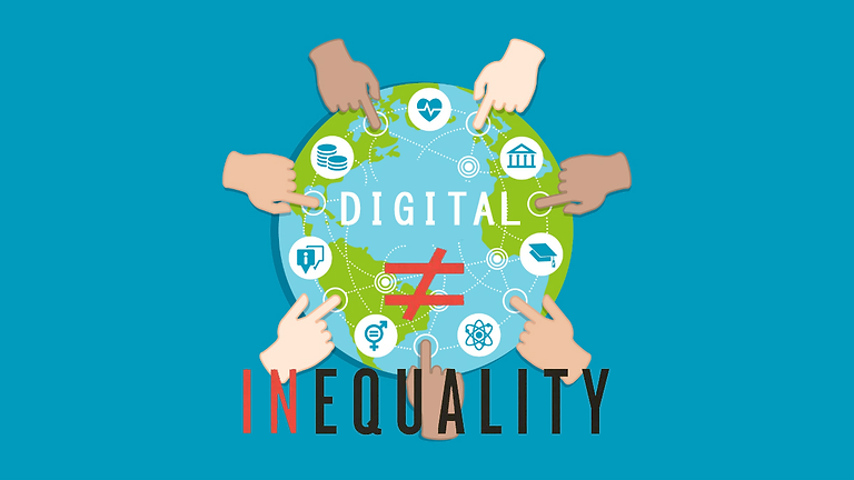 Digital Inequalities & Intersectionalities in COVID-19 Times