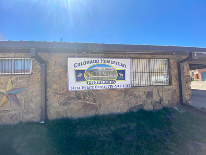 Colorado Homestead Properties - Now Code of the West Realty