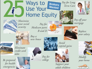 New Report Touts the Benefits of A Reverse Mortgage