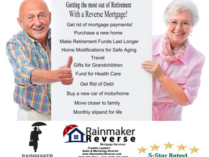 MORE REVERSE MORTGAGE FACTS