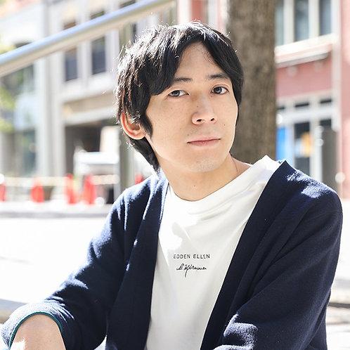 【出張撮影】プロフィール写真ベーシックプラン