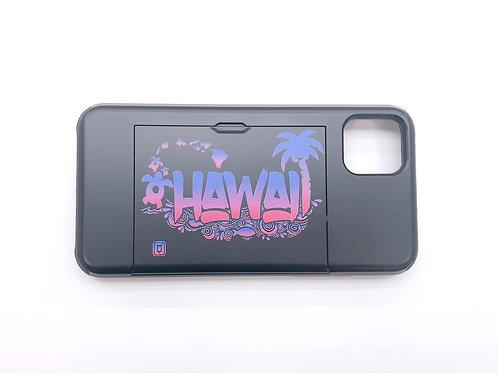 CJ Hawaii Purple Card
