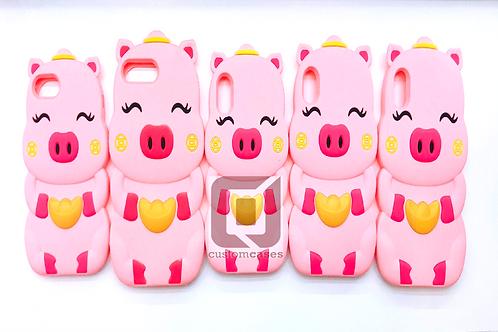 Lucky Piggy Character