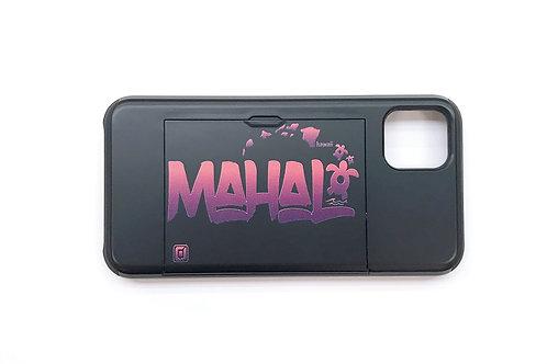 CJ Mahalo Red Card