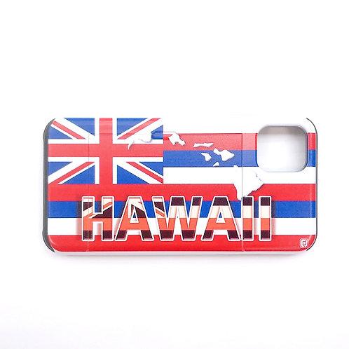CJ Hawaiian Flag Card