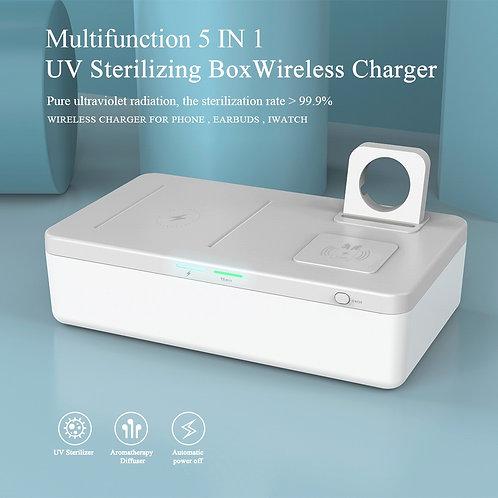 PRE-ORDER  UV Light Box - 99% Disinfection