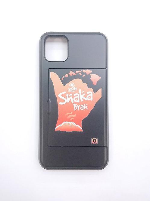 CJ Shaka Orange Card