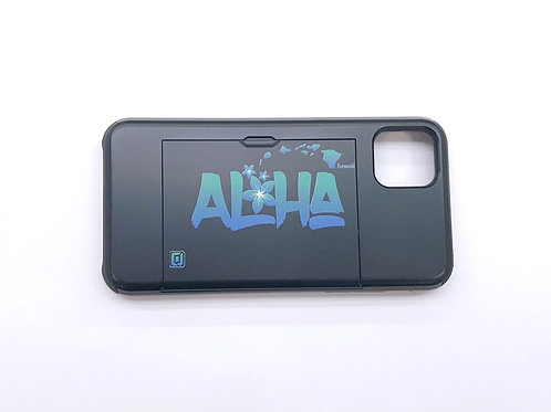 CJ Aloha Plumeria Green Card