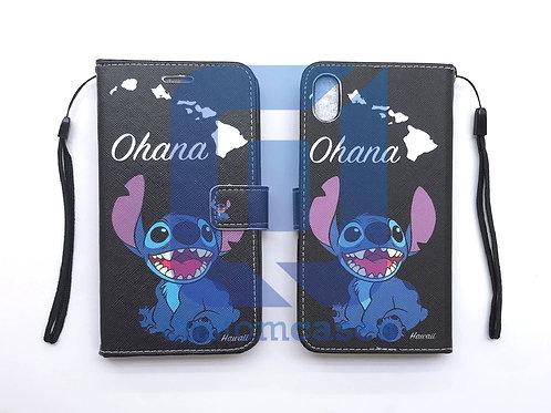Ohana Stitch Wallet