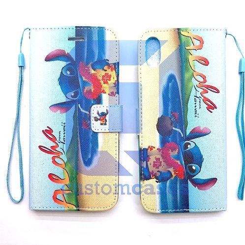 Aloha Stitch Wallet