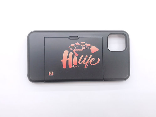 CJ HiLife Orange Card