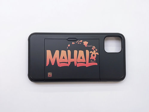 CJ Mahalo Orange Card