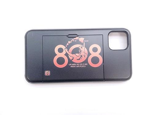 CJ 8O8 Orange Card