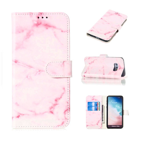 Pink Marble Wallet