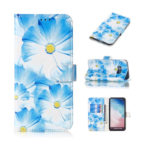Daisy Blue Wallet