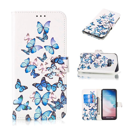 Blue Butterflies Wallet