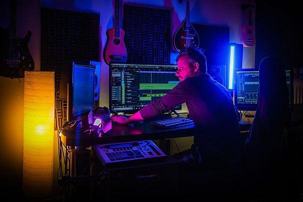 Dimos Stathoulis's studio