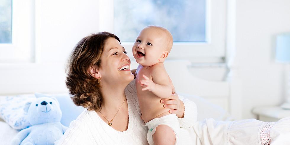 Mutlu Anne - Mutlu Bebek Programı (0-1 yaş Anneleri için)  (1)