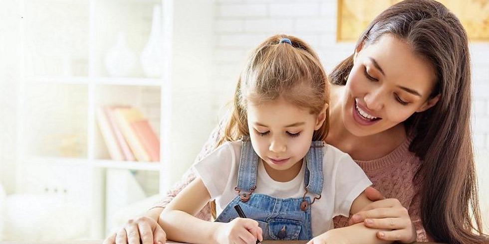 Mutlu Anne - Mutlu Çocuk Ücretsiz Online Eğitim (3-6 Yaş çocuk ebeveynleri için)