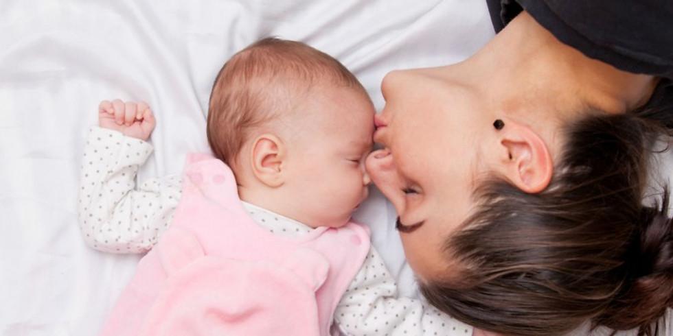 Mutlu Anne - Mutlu Bebek Programı (0-2 yaş Anneleri için)