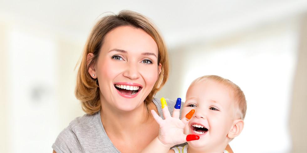 Çocukla İletişim (1-3 yaşa özel)