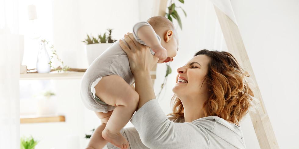 Mutlu Anne - Mutlu Bebek Programı (0-1 yaş Anneleri için)