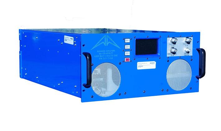AA-12G-4KW-PT TWT Pulse Amplifier