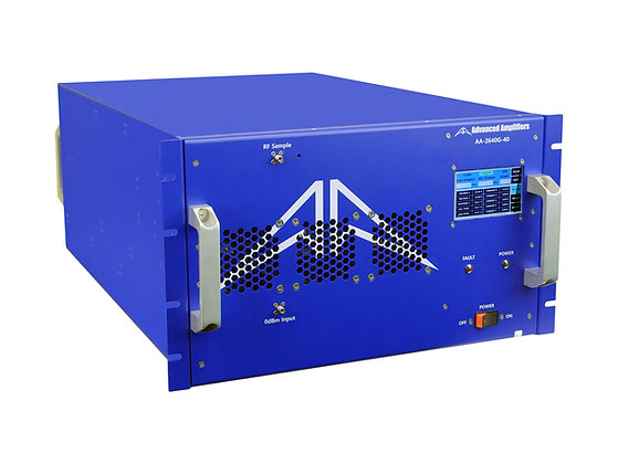 AA-2640G-40 Solid State Amplifier