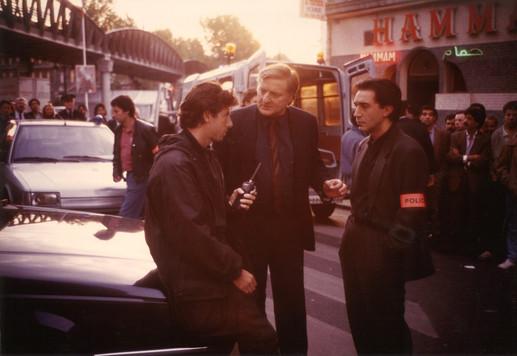 Patrick Bruel, Bruno Cremer et Richard Berry