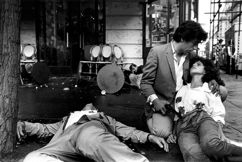 Gérard Darmon et Clio Goldsmith