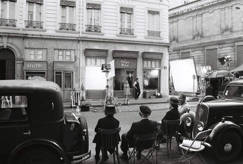 Photo plateau de tournage