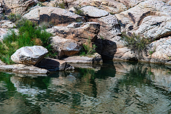 Clear Creek Reflections