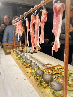 Station découpe de viande